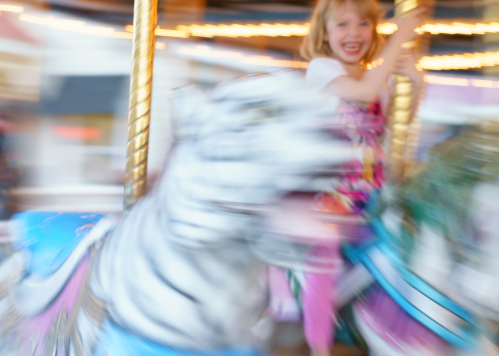 Carousel Whirl - Barefoot Landing, South Carolina 2015