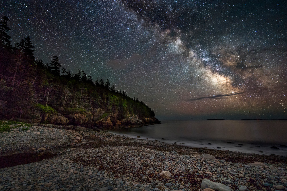Hunter's Beach by Starlight 1