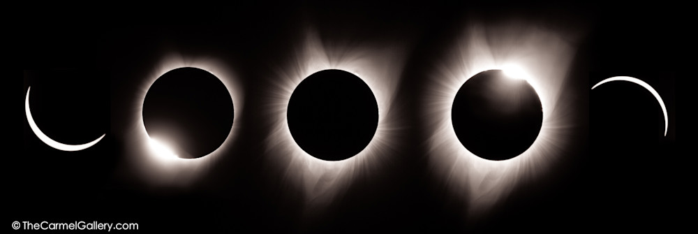 2017 Total Eclipse Art | The Carmel Gallery