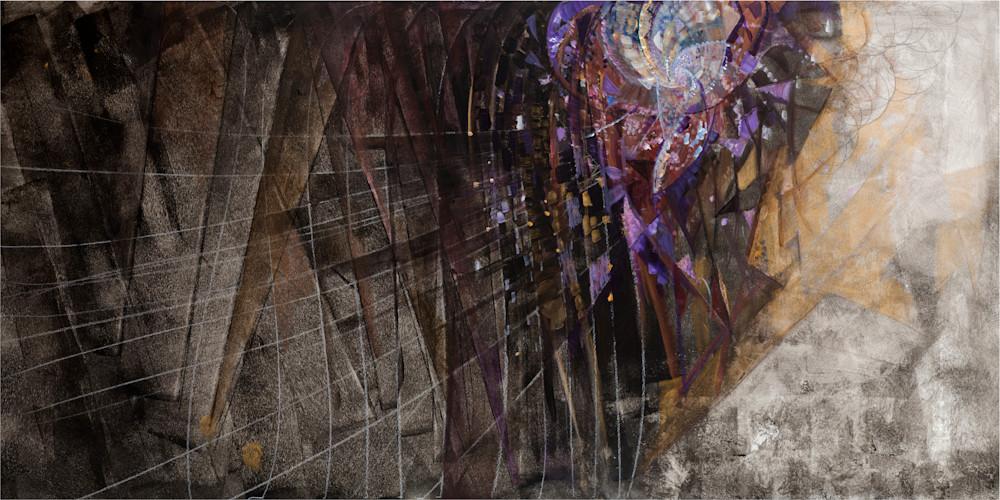 Crescendo In Purple Art | Freiman Stoltzfus Gallery