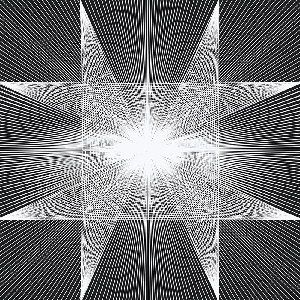 kinetic, vortex, b&w, op art, wall art