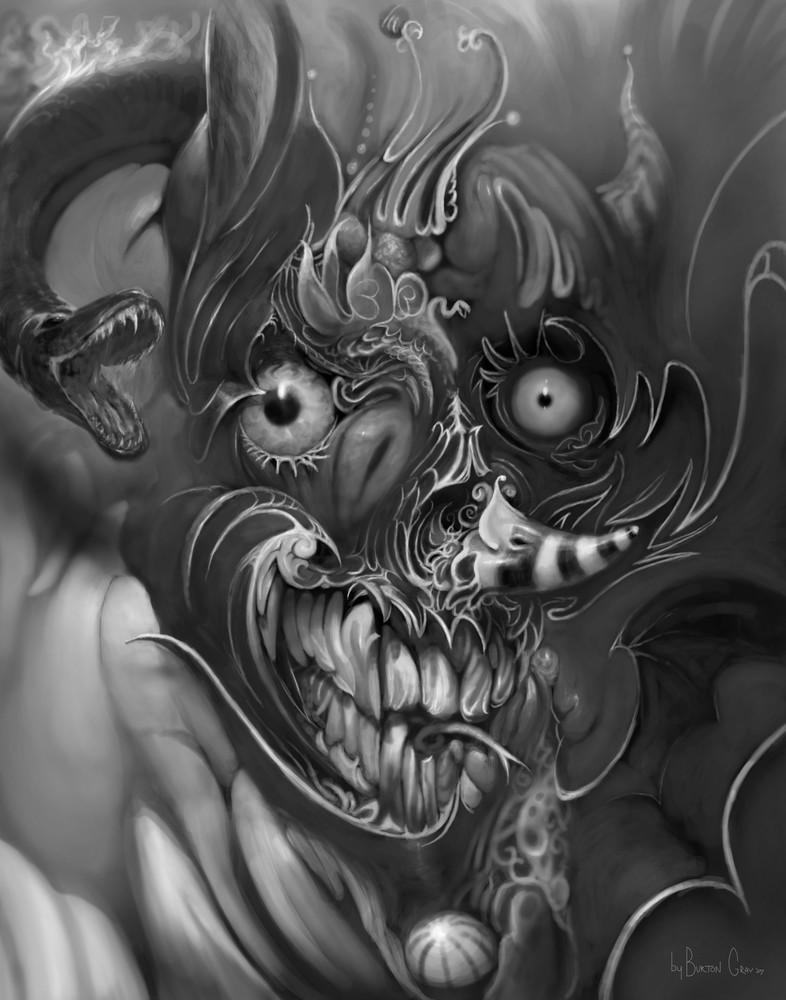Skull Fantasia