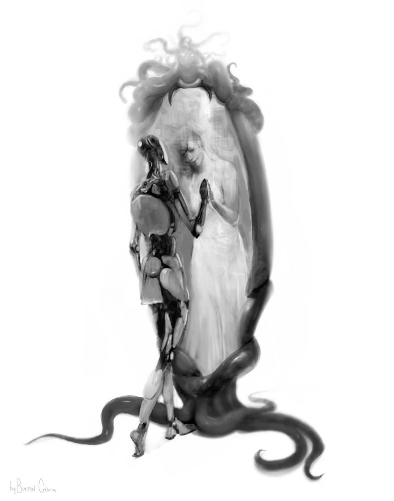Medusa Mirror