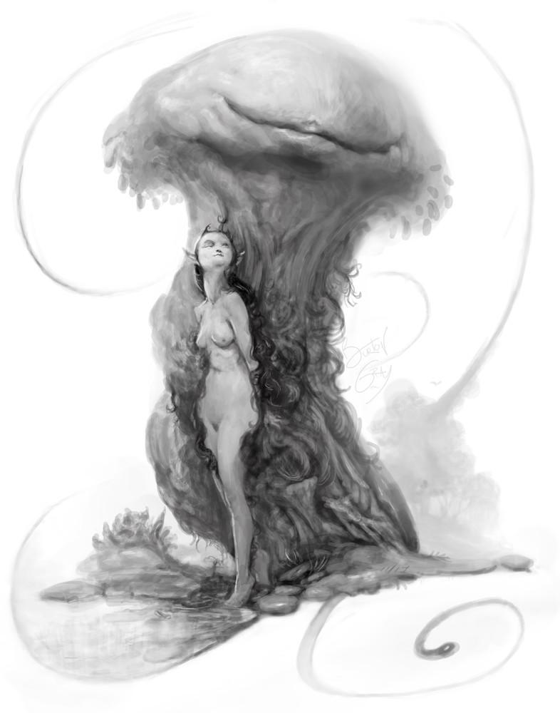 Mushroom Nymph