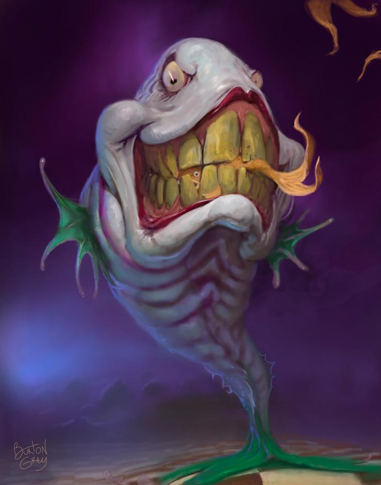 Joker Fish