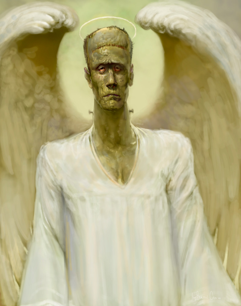 Frankenangel (color)