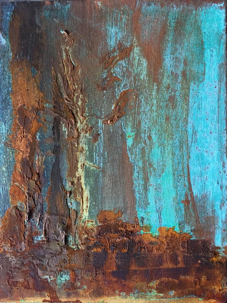 The Rain Follows The Plow Art | Holly Whiting Art