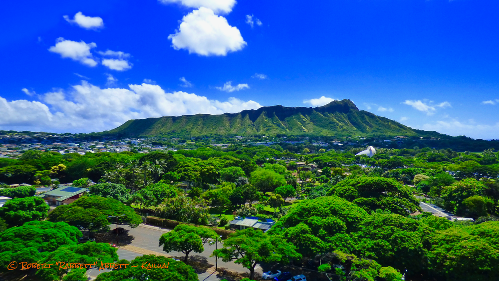 Diamond Head - WaiKiki