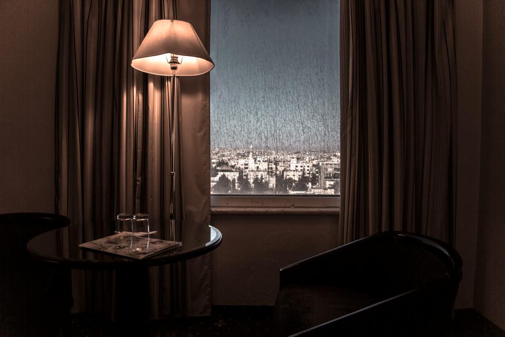 jordan hotel room