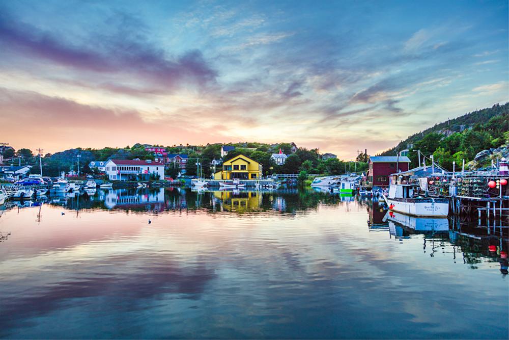 Quidi Vidi Tranquil Harbour
