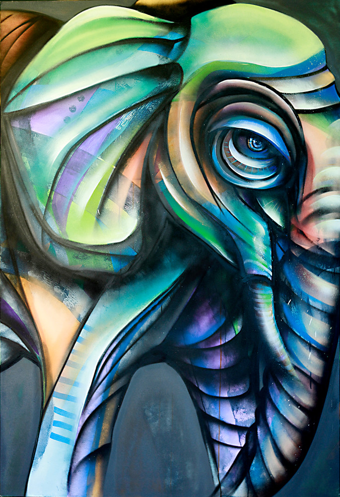 Rumble in the Jungle: Nature Art