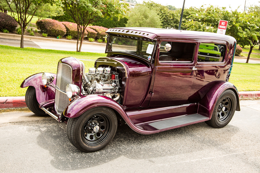 Ford Model A Street Rod 5511.06