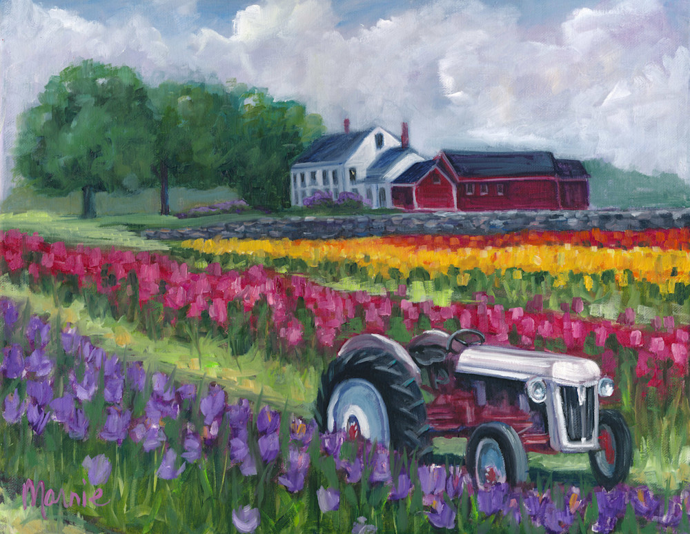 Tractoring Through the Tulips