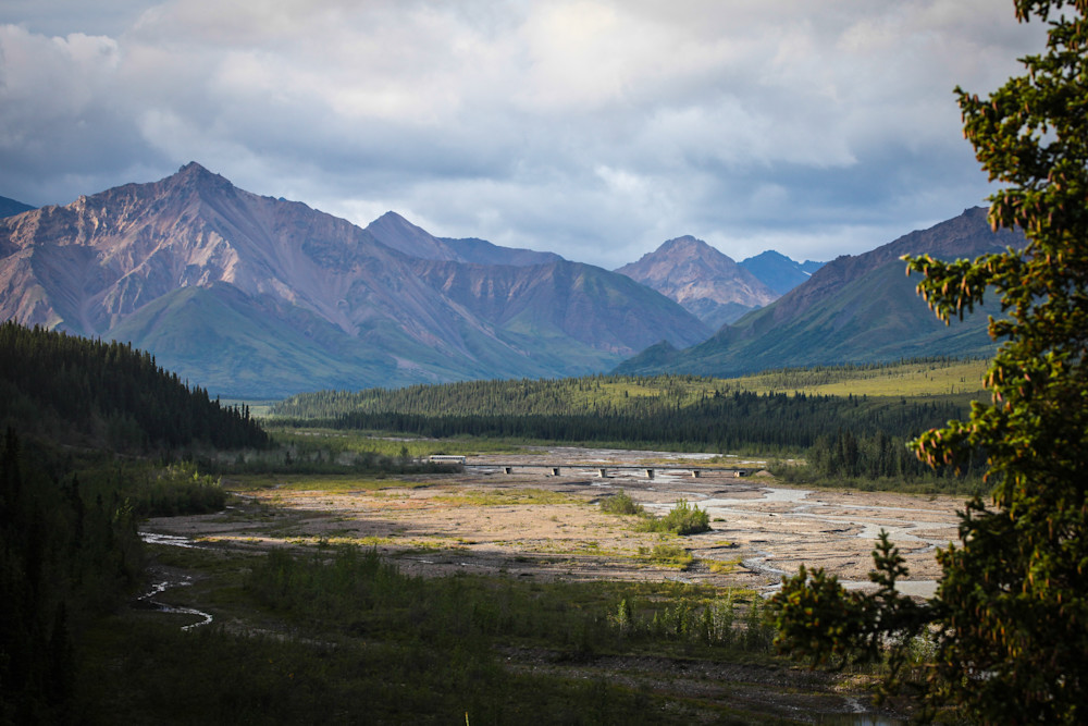 Mount Denali National Park 1 - Prints