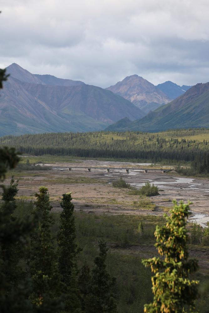 Mount Denali National Park 2 - Prints
