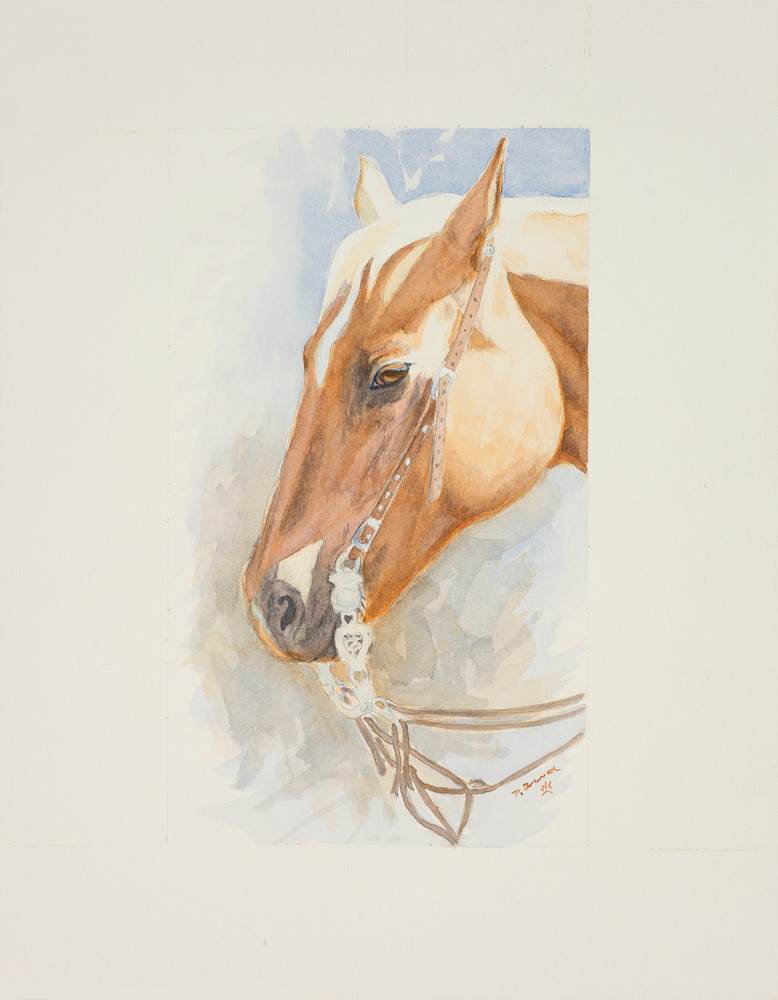 Silver And Gold  Art | Debra Bruner Studio