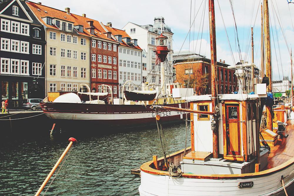 Boat Behind