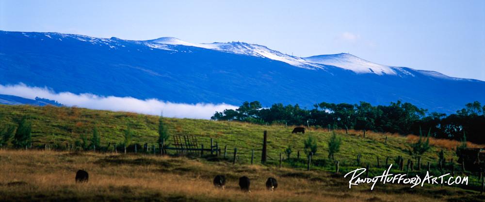 Haleakala Snow