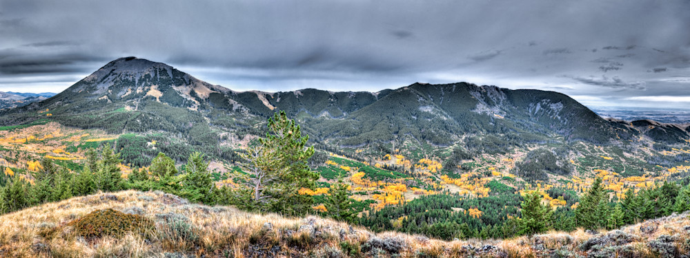 Pecora Ridge