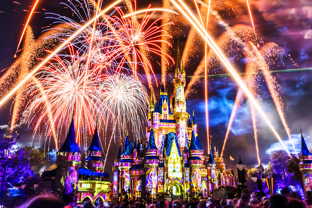 Happily Ever After 13 - Disney Prints | William Drew Photography