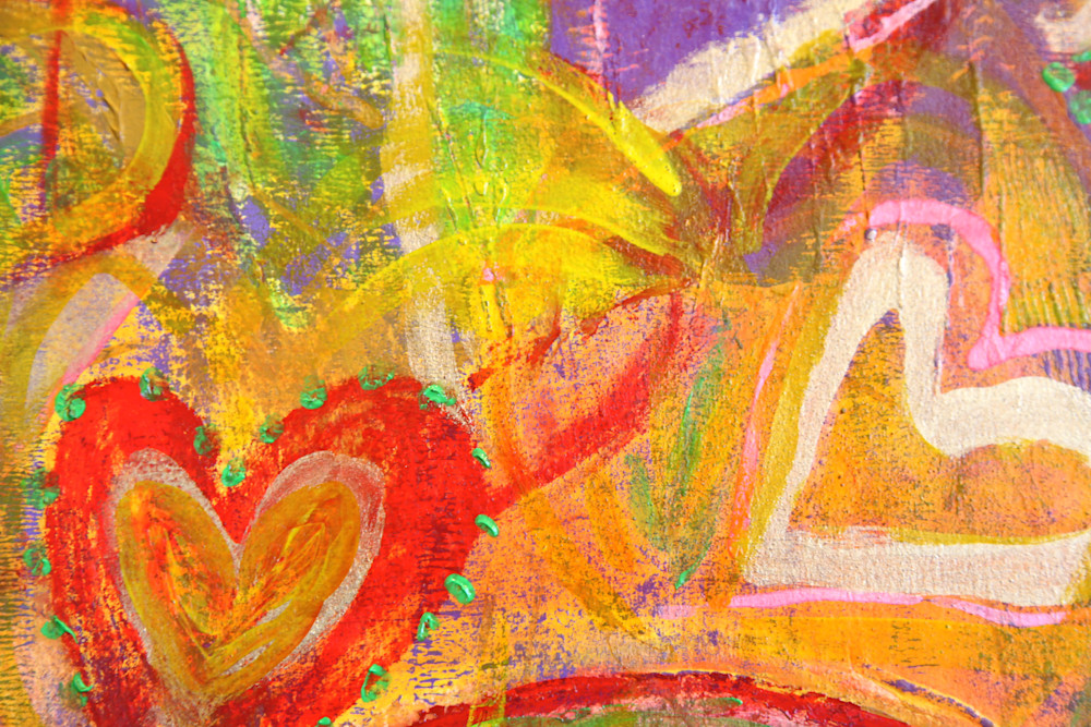 Heart 11 Art | Pam White Art