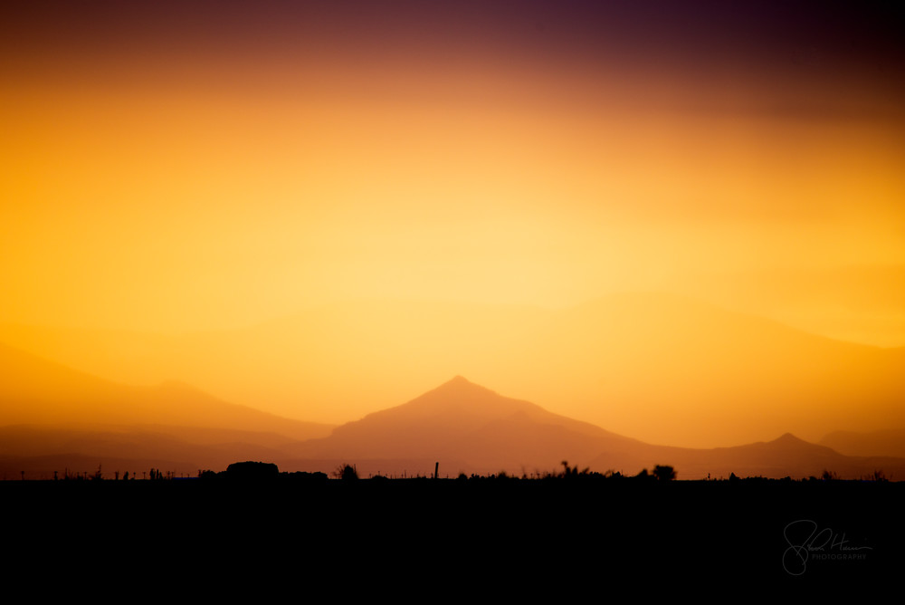 Mosca Sunset