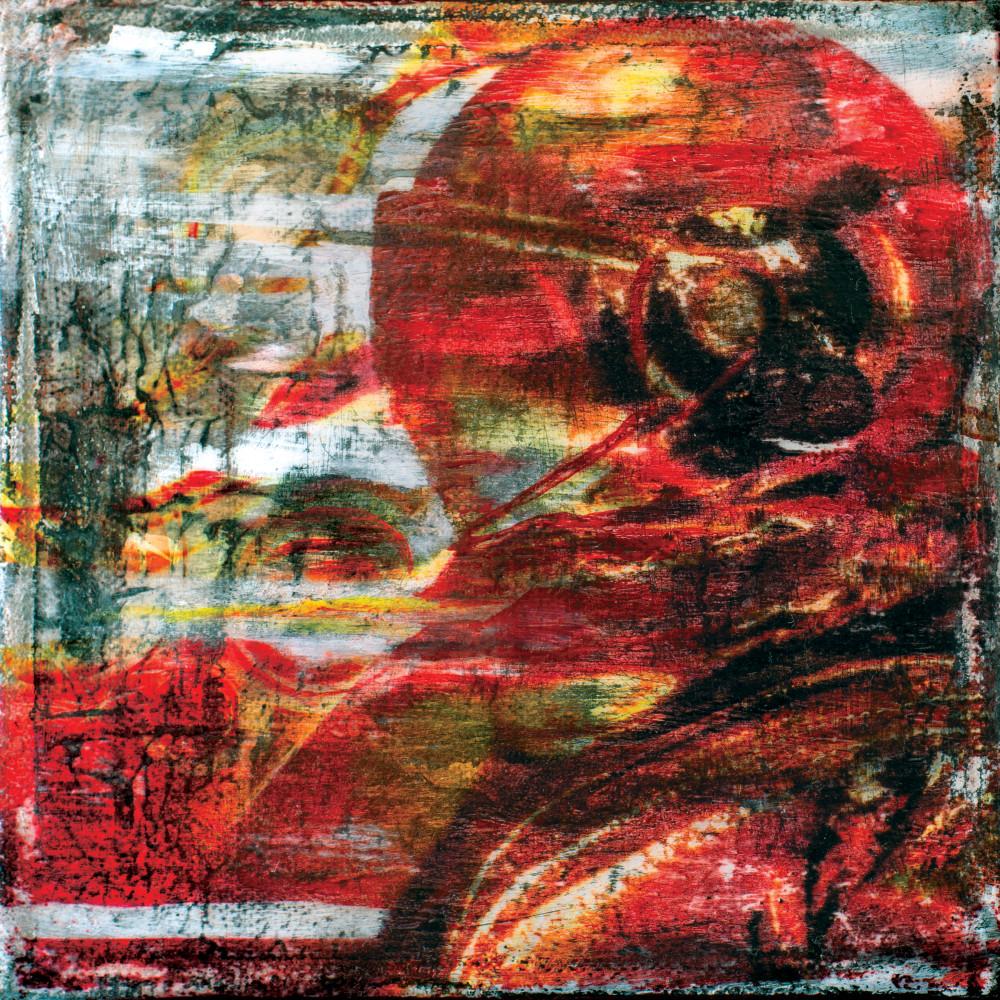 Gold Astronaut Art | Kyle Schember