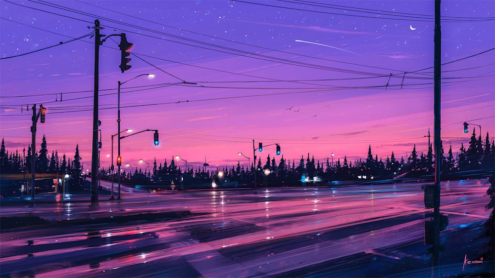 Alena Aenami 7p M 1k Art | famous