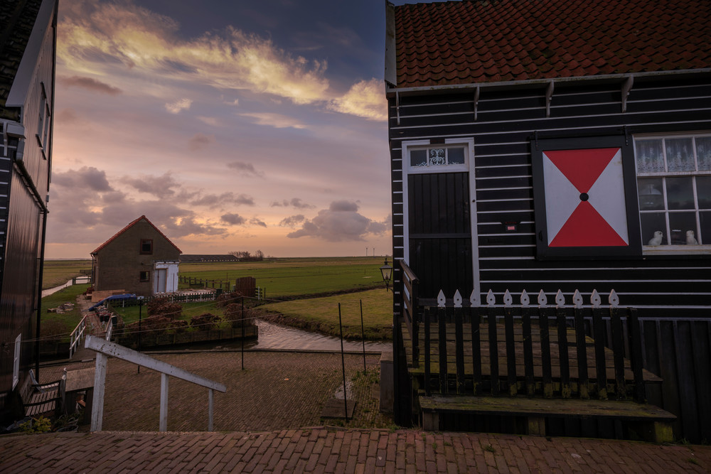 Rural 0040 Marken Fishing Village Photography Art | Sandra Jasmin
