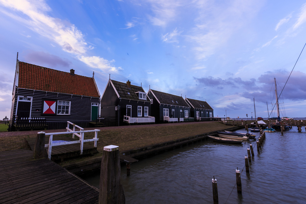 Rural 0061 Marken Fishing Village Photography Art | Sandra Jasmin