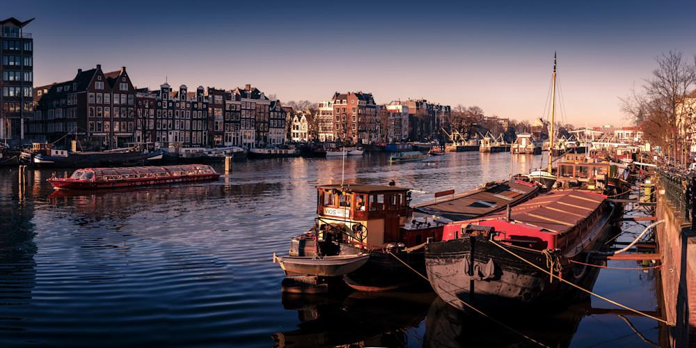 Amsterdam 0025 Panoramic