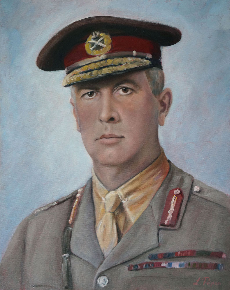 Portrait of General Sir Arthur Currie