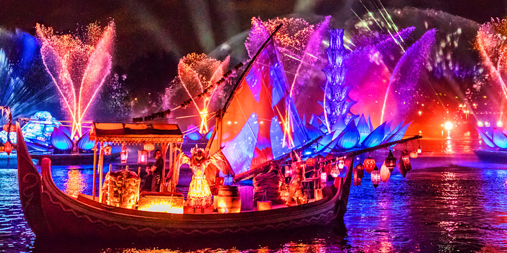 Rivers of Light 12 - Disney Prints for Sale | William Drew