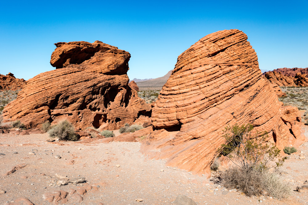 Beehives, Valley of Fire, Nevada