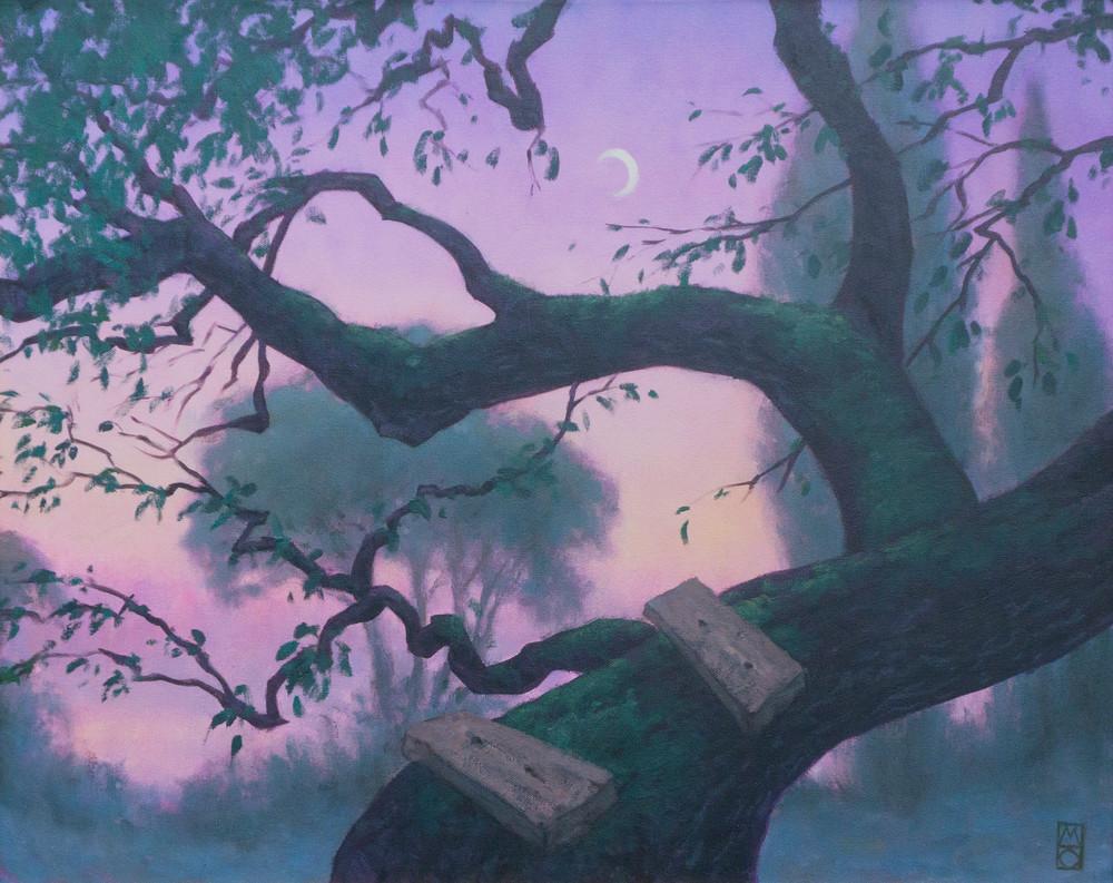 Eternal Heavens Art | Michael Orwick Arts LLC