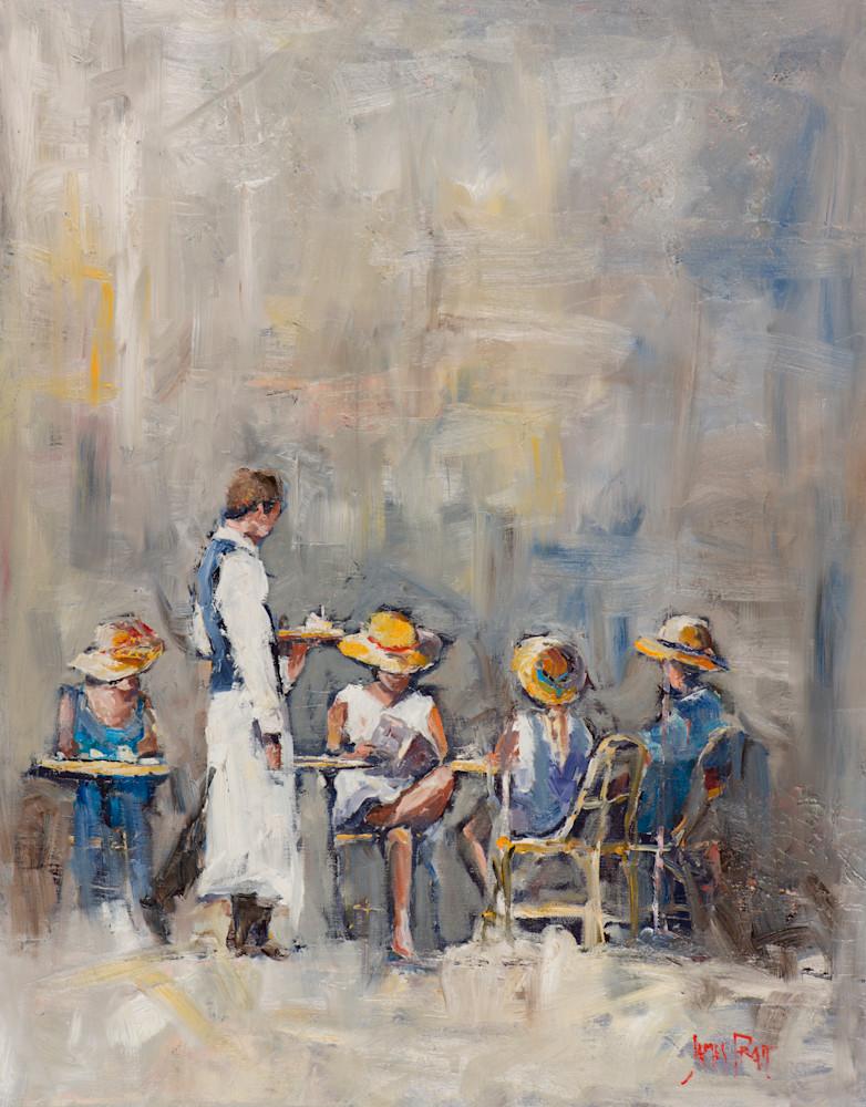 Your Coffee Madam by James Pratt