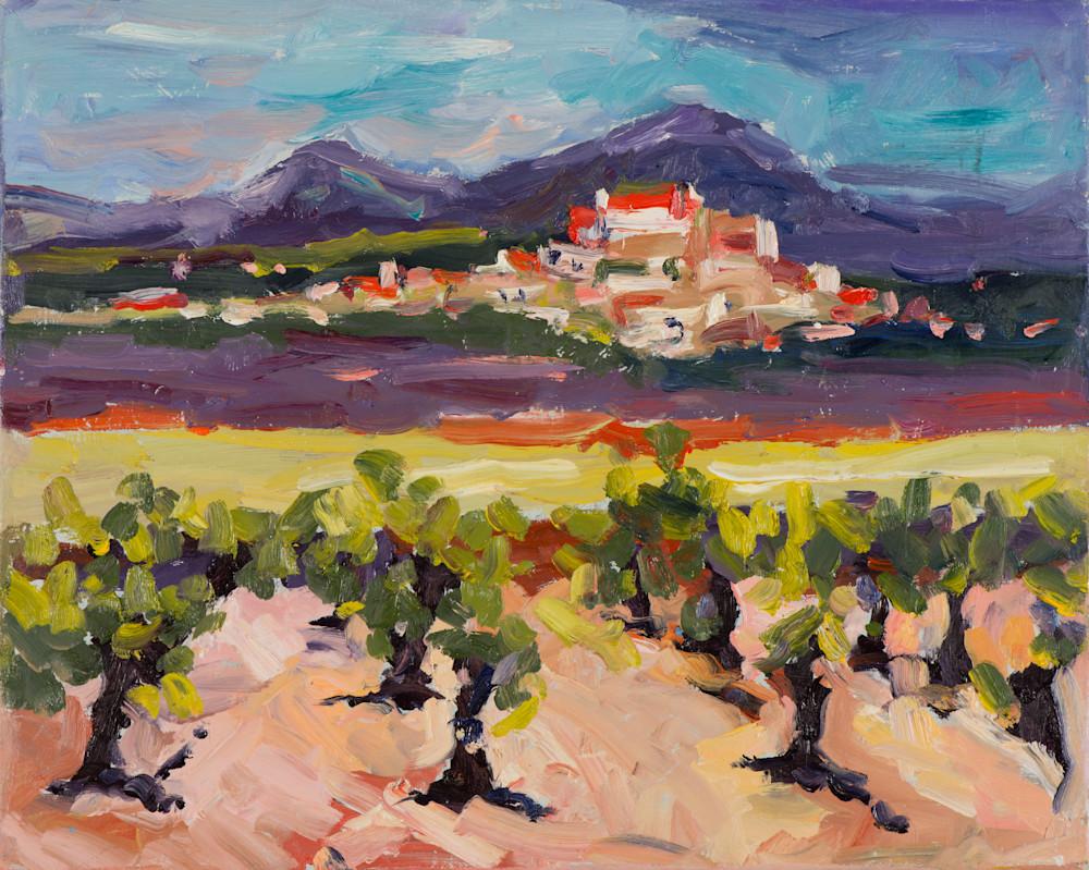 Grape Vine, art print by James Pratt