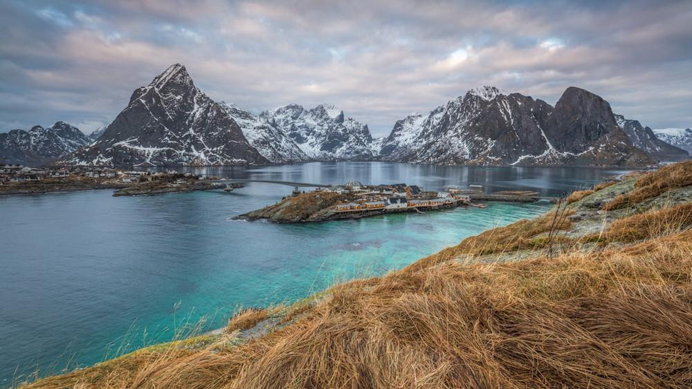 Norway Blue
