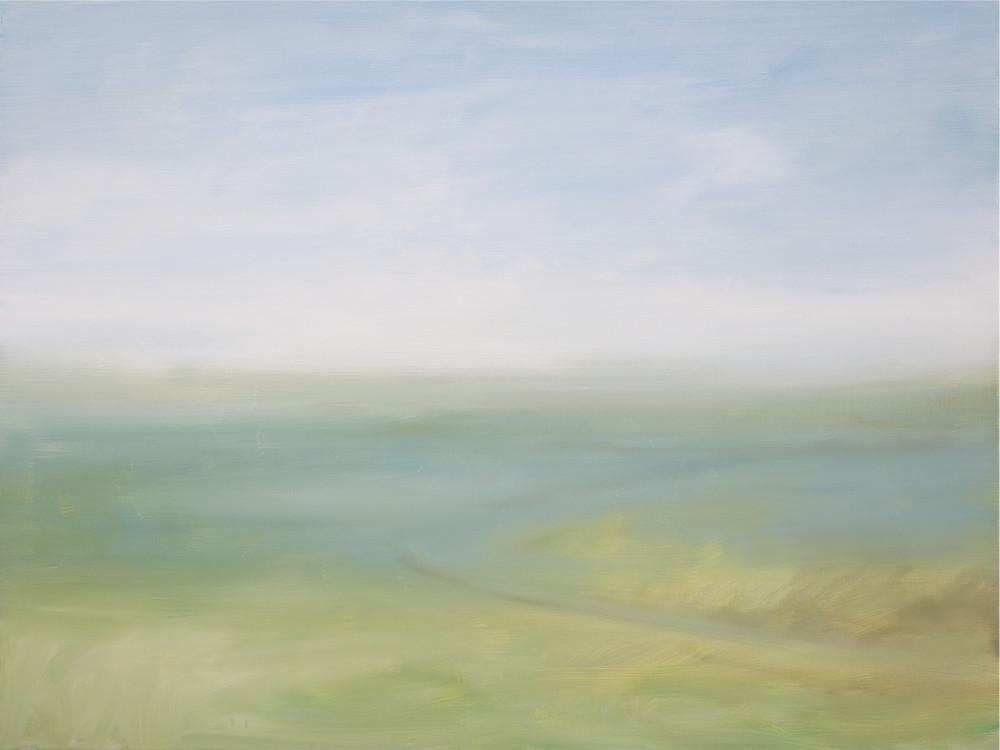 Soft Landscape I Art | Sandy Garnett Studio