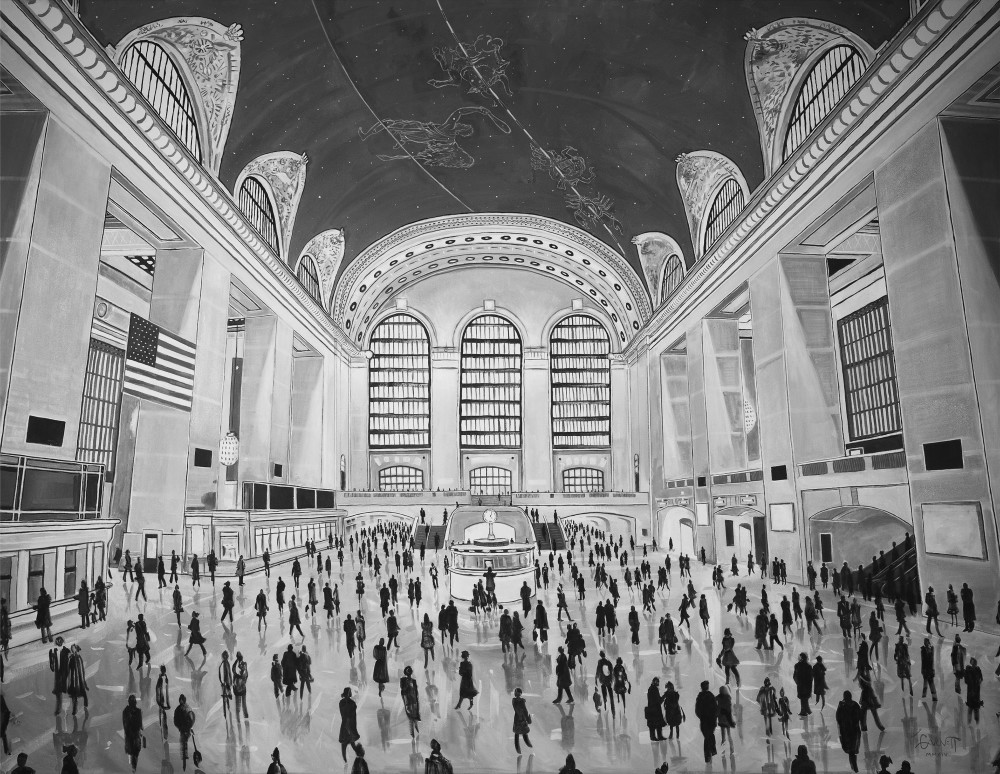 Grand Central Poster.indd