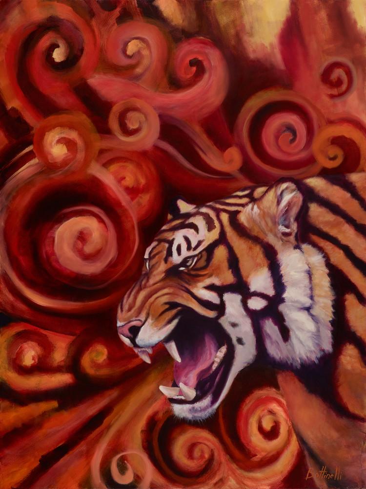 The Scream   Custom Size Print Art | Bottinelli Fine Art