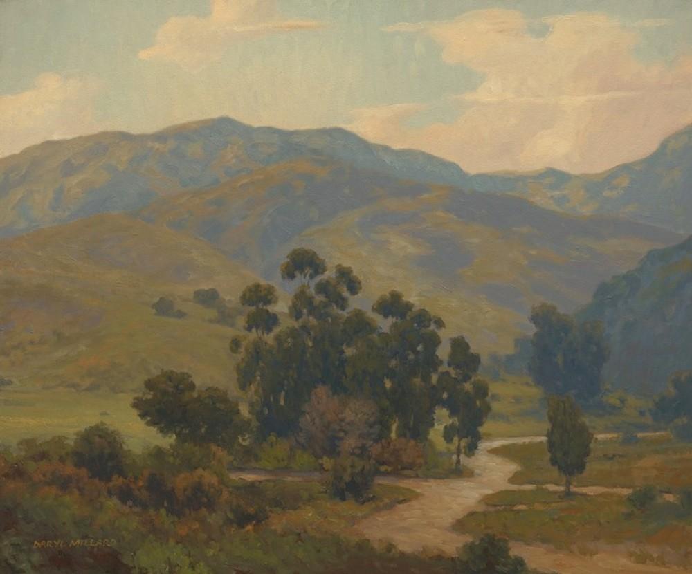 February, Southern California Art | Daryl Millard Gallery LLC