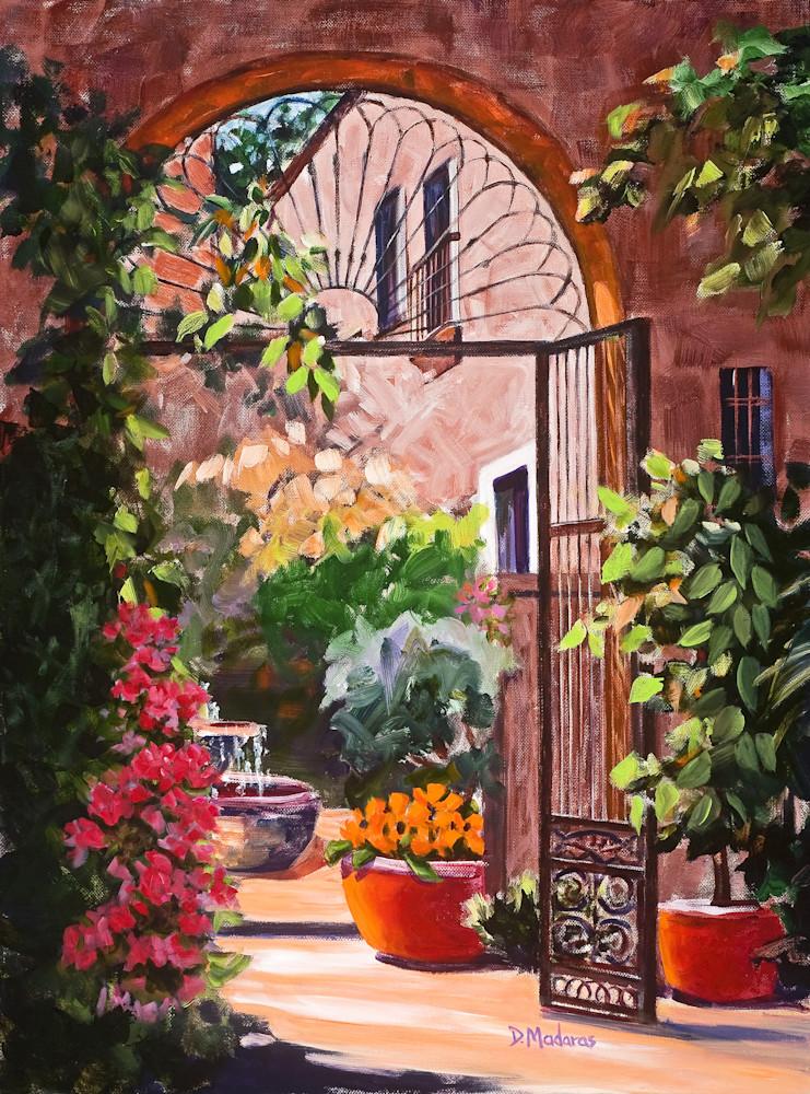 Sunday Afternoon Flowers | Southwest Art Gallery Tucson