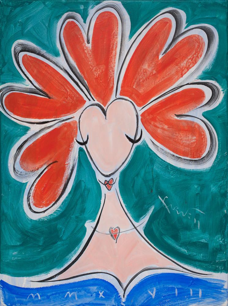 Valentine Garnett Girl