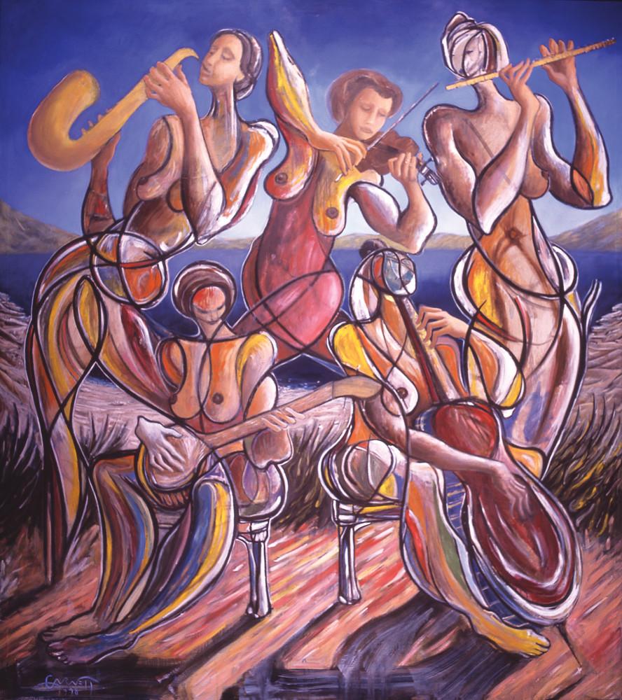 Five Musicians