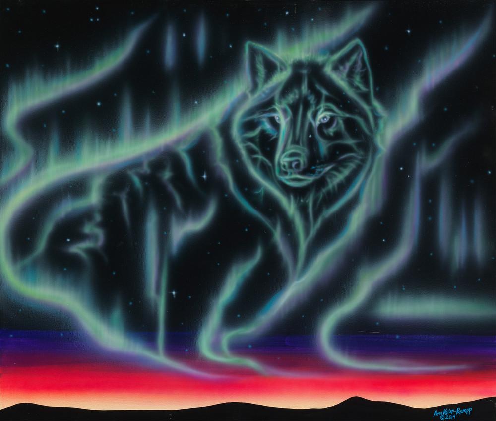SkyDance - Wolf Spirit