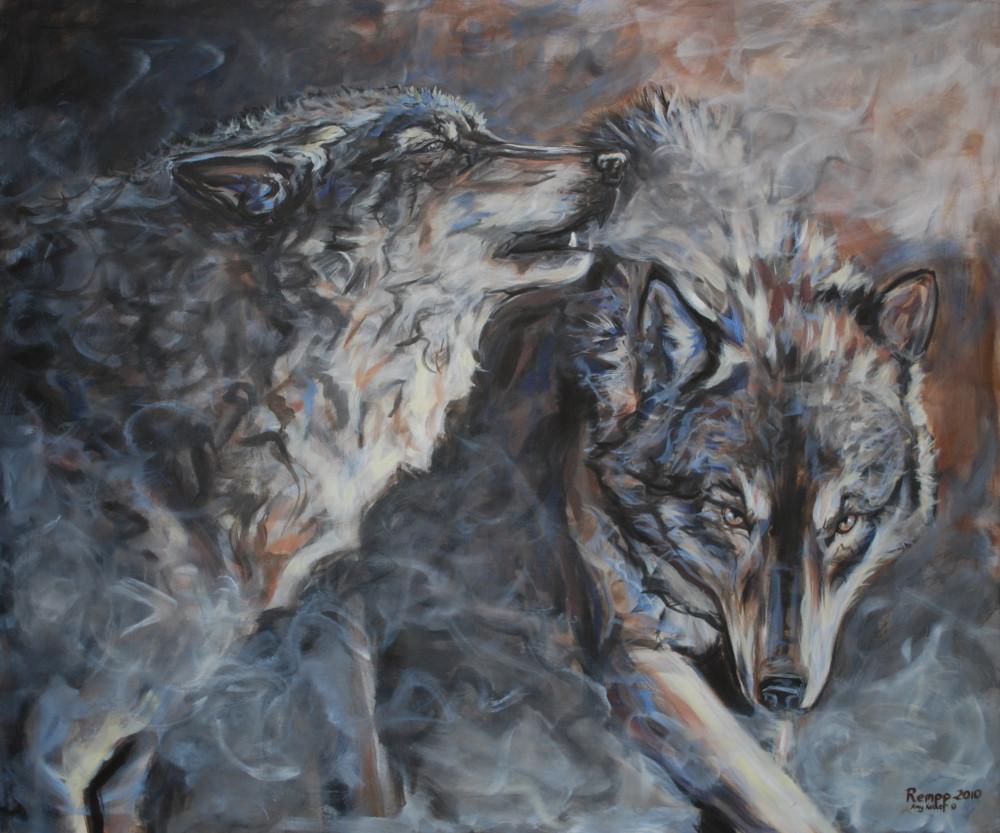 Following Instinct Art | Amy Keller Rempp Art