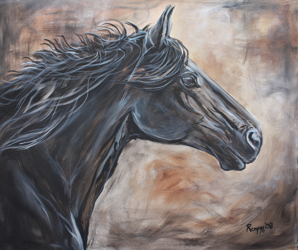 Majestic Art | Amy Keller Rempp Art