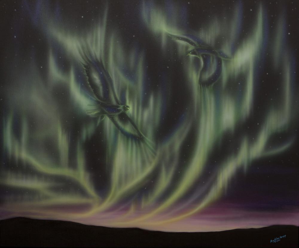 SkyDance - Eagles