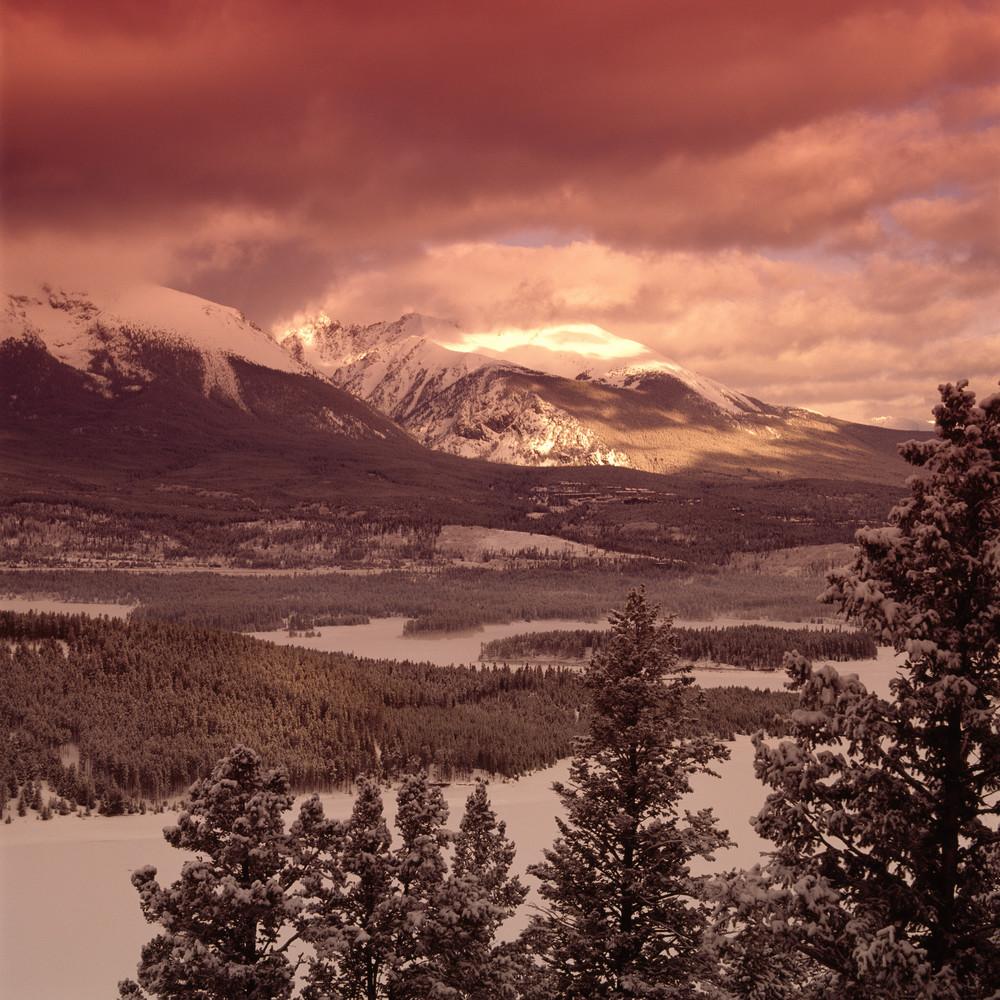 SUM-4548 • Gore Mountain Range, Buffalo Mountain